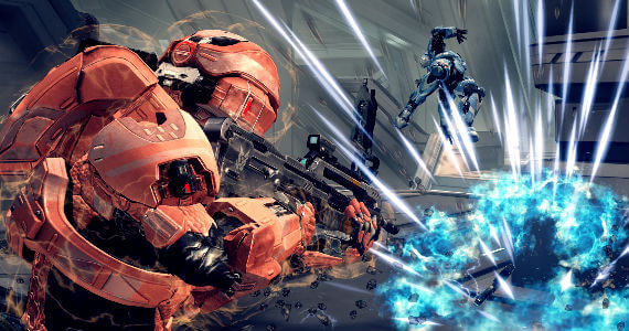 Microsoft Banning Early 'Halo 4' Players from Xbox Live; 343 Industries Shrugs Off Leak