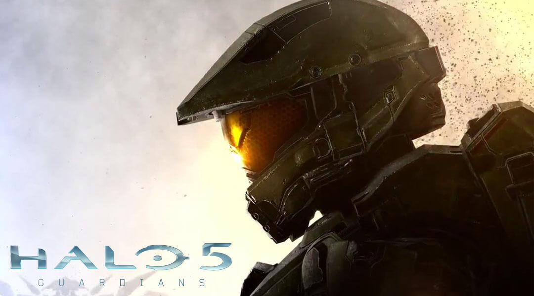 You Won't See Master Chief's Face in Halo 5: Guardians