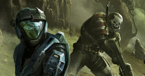 Third-Person 'Halo' Game Outed for PC?