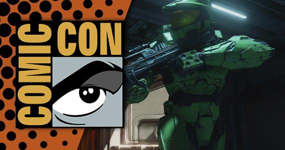 Halo Master Chief Collection Comic Con Panel