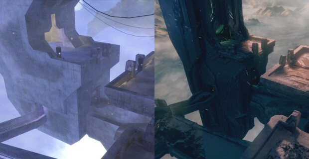 'Halo 2 Anniversary's Remastered 'Lockout' Revealed in Screenshots