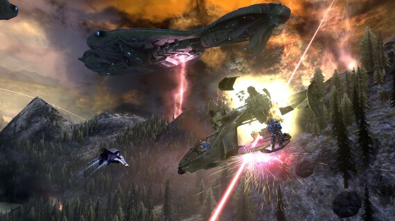 Halo Reach Defiant Map Behind The Scenes Trailer