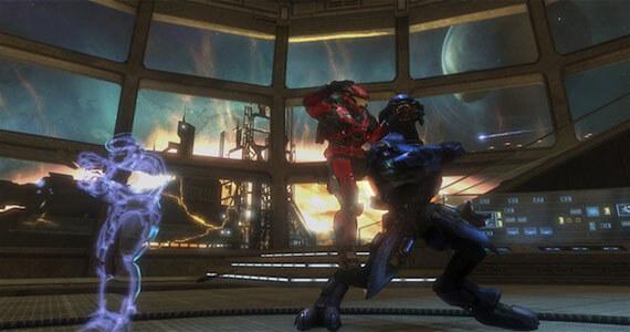 Halo Reach Condemned