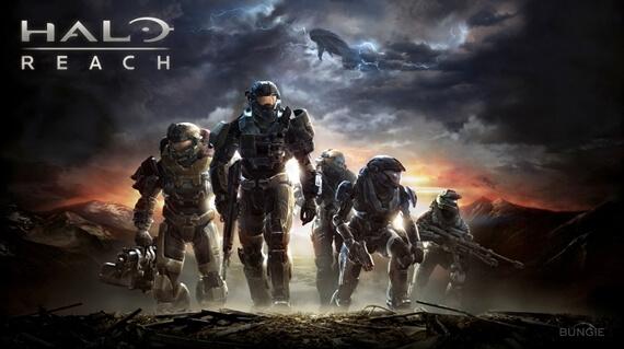 Halo Reach Defiant Map Pack Details