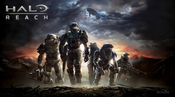 Halo Reach Doesn't Top Japanese Charts