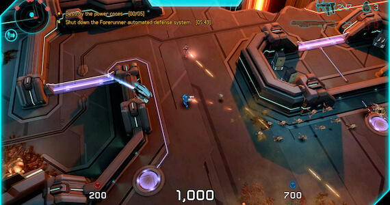 'Halo: Spartan Assault' Coming to Xbox One December 24, Xbox 360 in January