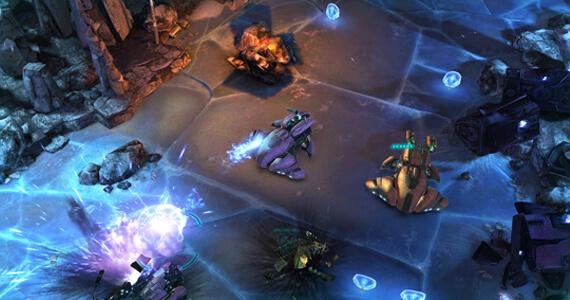 Halo Spartan Assault Wraith