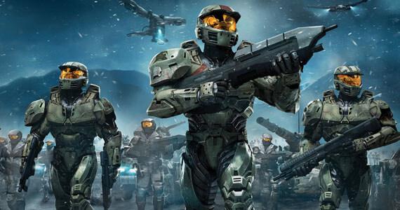 'Halo: Spartan Assault' Domains Registered