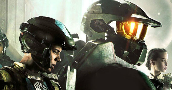 Live-Action 'Halo' TV Series Headed By Spielberg