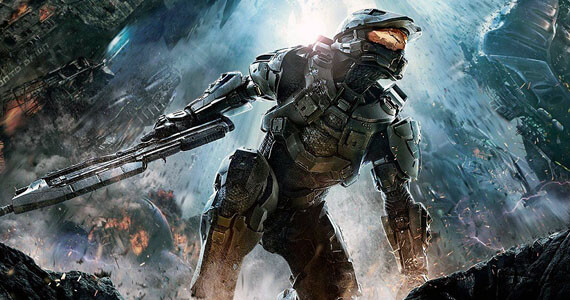 Halo TV Show Xbox One