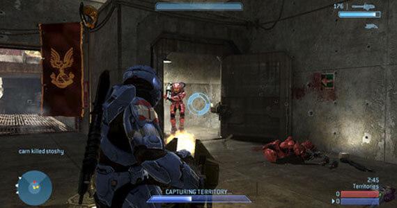 Halo Bootcamp Screenshots