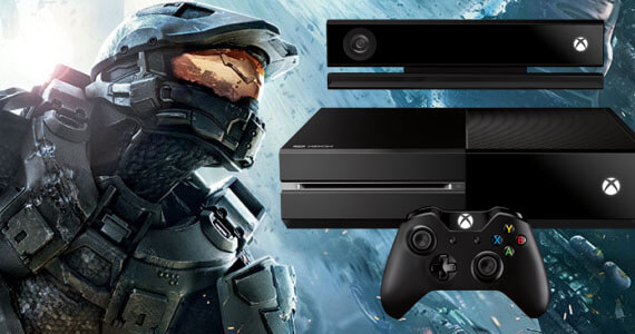 Halo Xbox One Launch Title