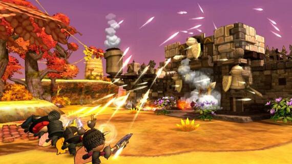 Happy Wars screenshot 2