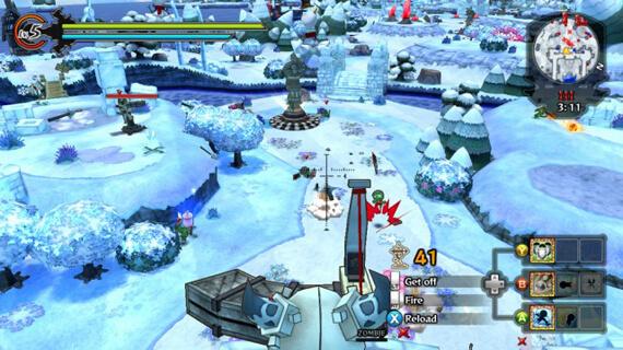 Happy Wars screenshot 4