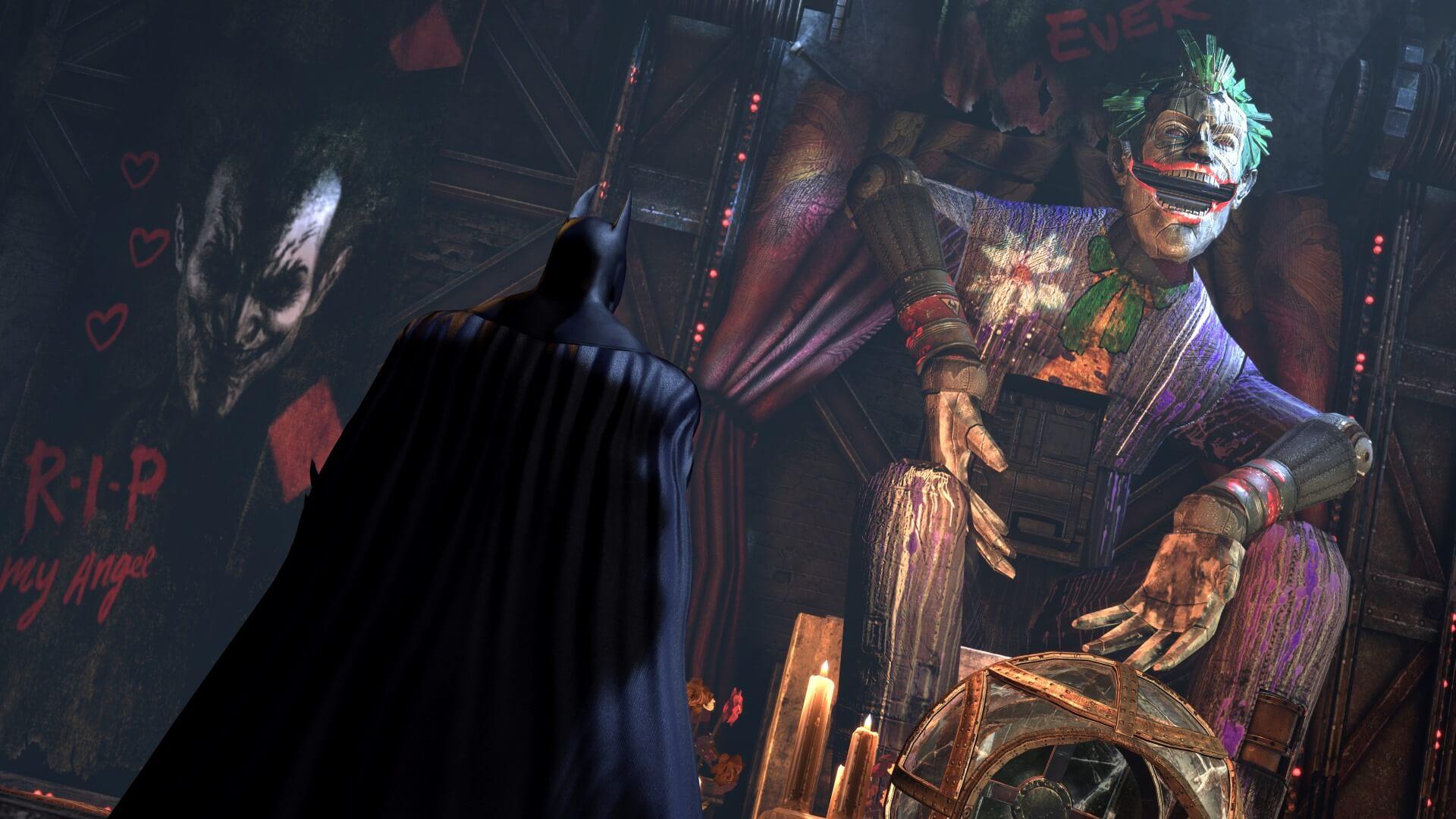 'Batman: Arkham City' DLC 'Harley Quinn's Revenge' Trailer & Screenshots