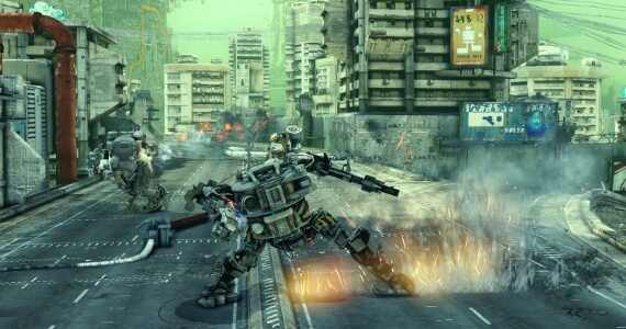 'Hawken' Hands-On Impressions