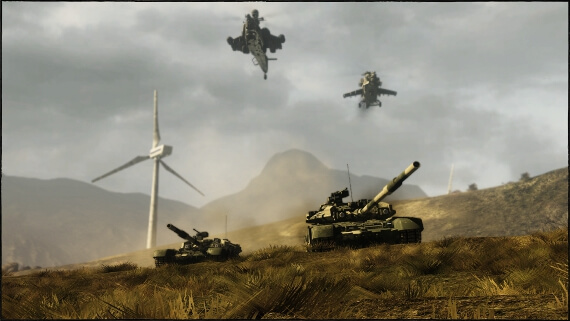 New 'Battlefield Bad Company 2′ VIP Map 'Heavy Metal' is Colossal