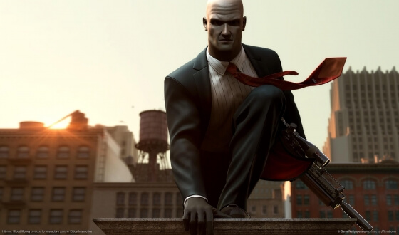 New Teaser Image All But Announces 'Hitman 5′