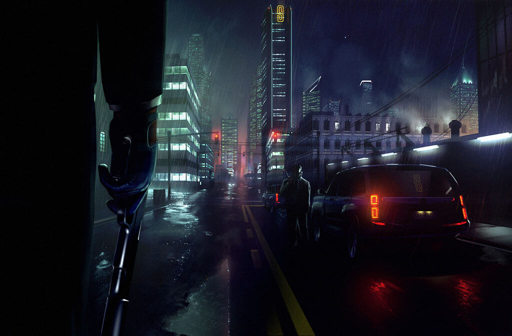 This May Be First Teaser Concept Art for 'Hitman 6'