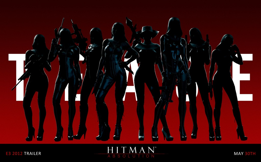 Hitman: Absolution 'Attack of the Saints' E3 Trailer