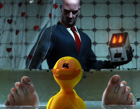 Hitman Blood Money Best Stealth Games