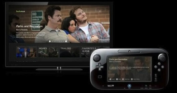 Hulu Plus Now Available on Wii U; Netflix Password Problems Fixed