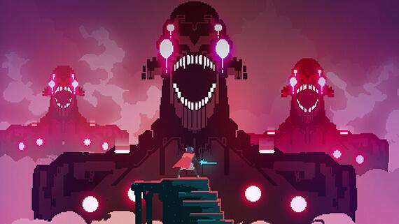 Hyper Light Drifter Indie E3 2014