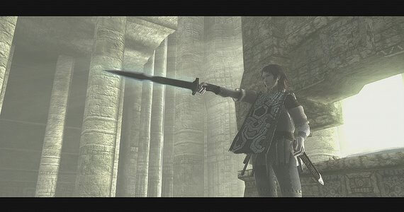 Ico and Shadow of the Colossus Collection Review Shadow