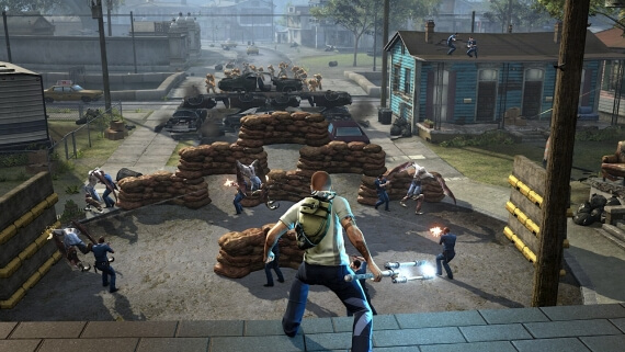 InFamous 2 Play Create Share Missions Public Beta