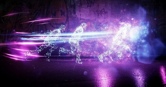 Infamous Second Son Neon Power