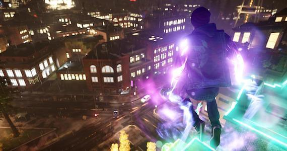 Infamous Second Son Powers