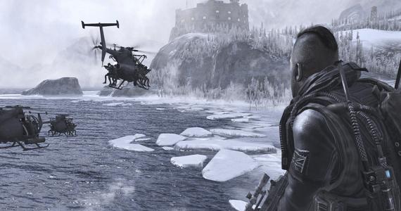 Infinity Ward Hiring For Next-Gen Development