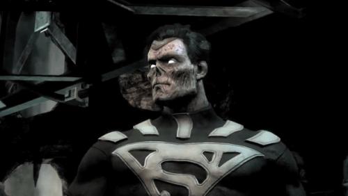 Injustice Blackest Night Superman