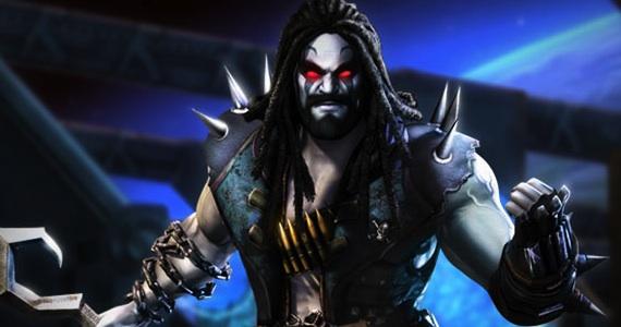 Injustice Gods Among Us Lobo