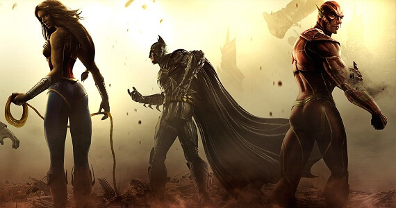 'Injustice: Gods Among Us' Release Date & Battle Edition Revealed