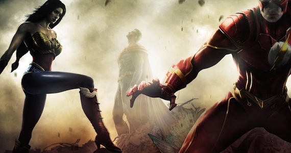 'Injustice: Gods Among Us' Release Date and New Trailer Revealed