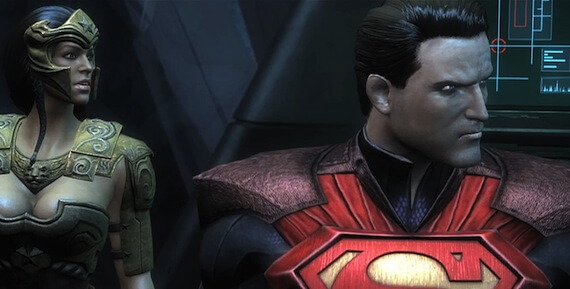 Injustice Gods Among Us Review - Story