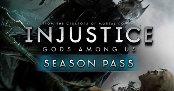 'Injustice: Gods Among Us' Getting the Season Pass Treatment