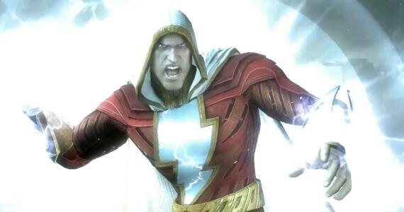 'Injustice: Gods Among Us' Shazam & Lex Luthor Gameplay Videos