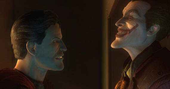 'Injustice: Gods Among Us' Story Trailer – A Justice League Divided