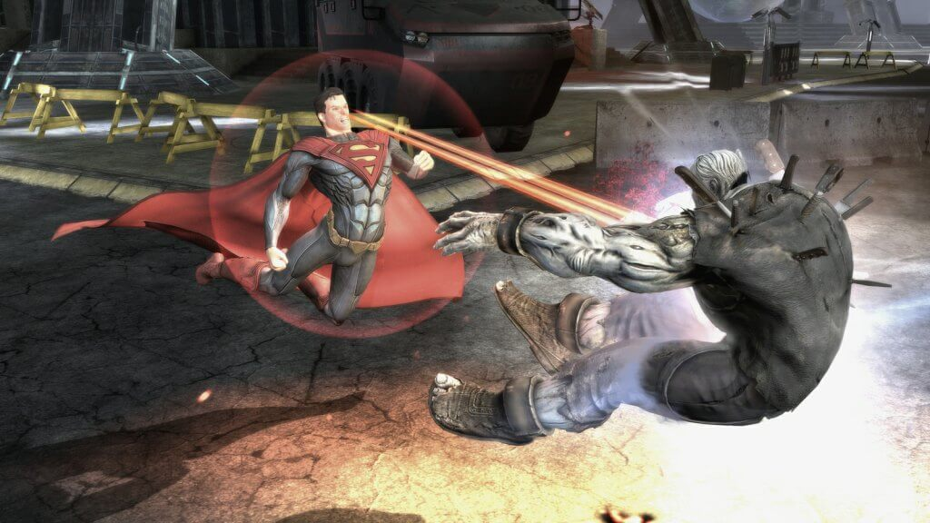 'Injustice: Gods Among Us' Will Surprise Fans of the Fighting Genre
