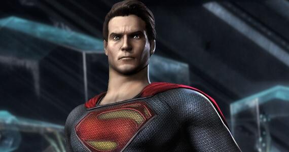 Injustice Man of Steel Skin Zod DLC