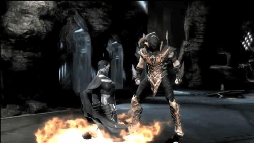 Injustice Scorpion Combat