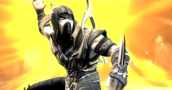 'Injustice: Gods Among Us' Scorpion DLC & Costume Packs Dated