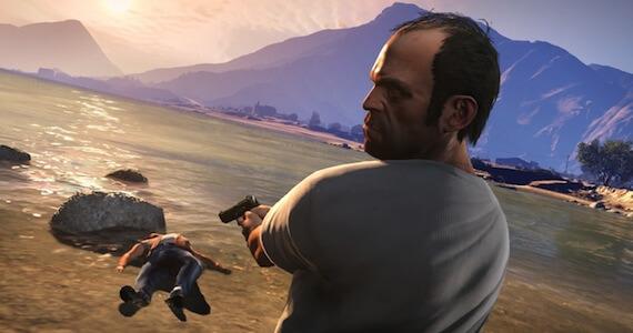 Intel Grand Theft Auto 5 PC Port