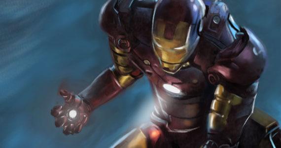 'Iron Man 3' Movie Tie-in