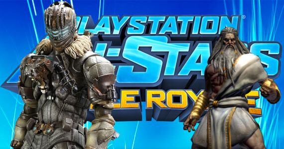 PlayStation All-Stars (Isaac Clarke and Zeus)