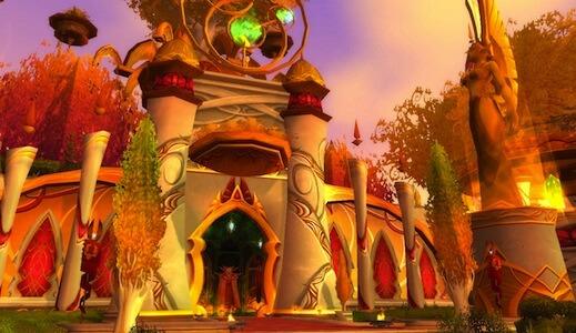 World of Warcraft: Isle of Quel'danas
