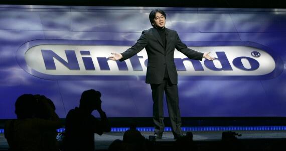 Iwata Doubts Microsoft Sony