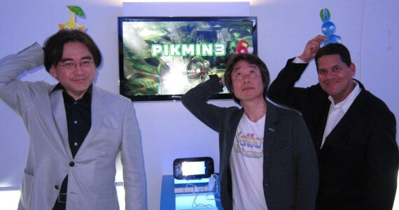 Iwata Doubts That PS4 & Xbox 720 Will Be Successful